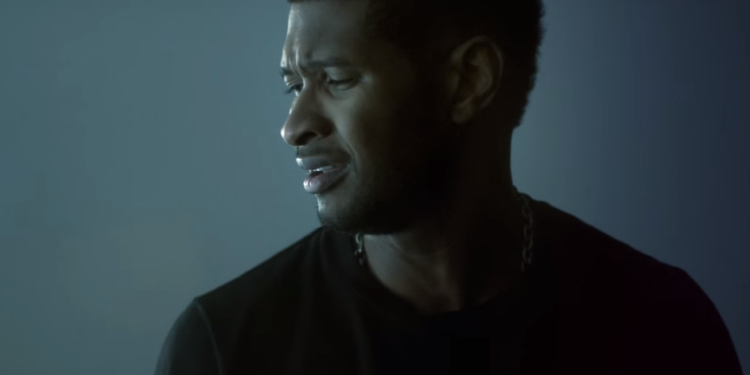 Usher - clip climax