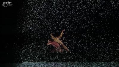 Passage du spectacle de Mourad Merzouki, Pixel