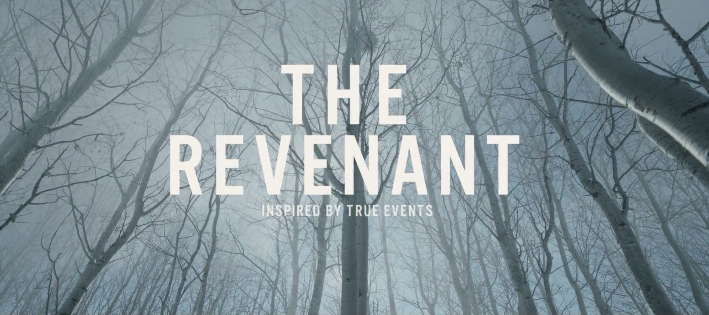 Bannière The Revenant