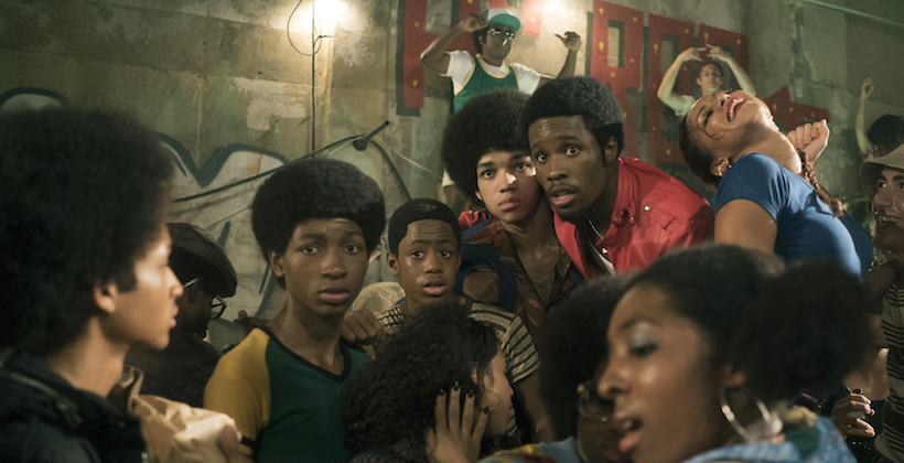 The Get down - série Netflix